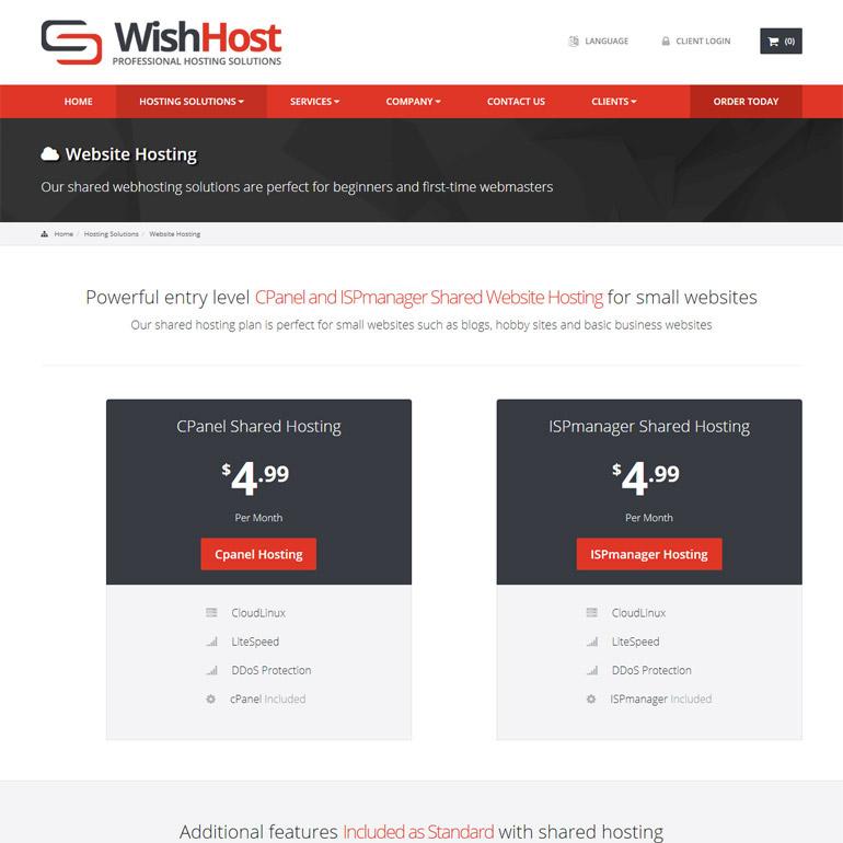 Wish Host