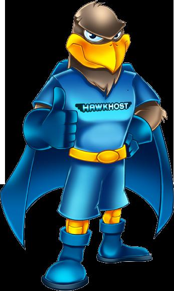 VPS/VDS хостинг Hawk Host