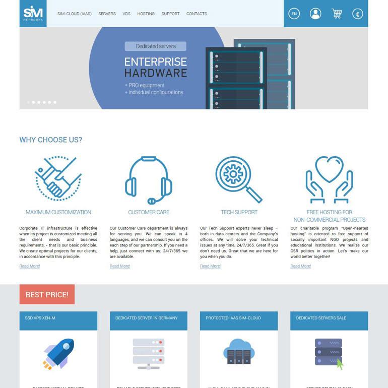 SIM-NETWORKS
